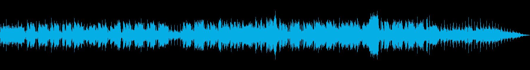 食・歌・愛をカンツォーネで謳歌の再生済みの波形