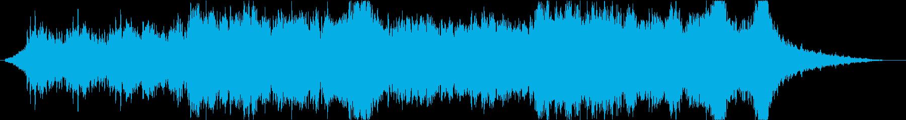 いざ出航(壮大)【オーケストラ】の再生済みの波形