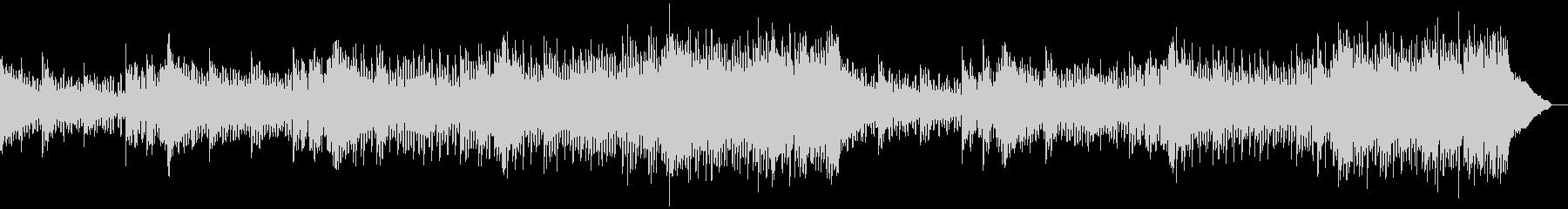 企業VP映像、168オーケストラ、爽快Lの未再生の波形