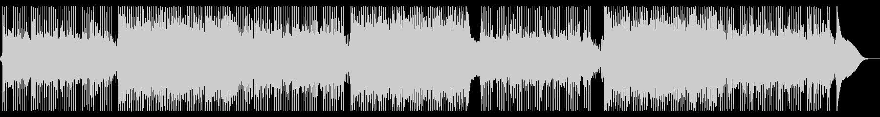 クリーンで前向きコーポレート系(声無し)の未再生の波形