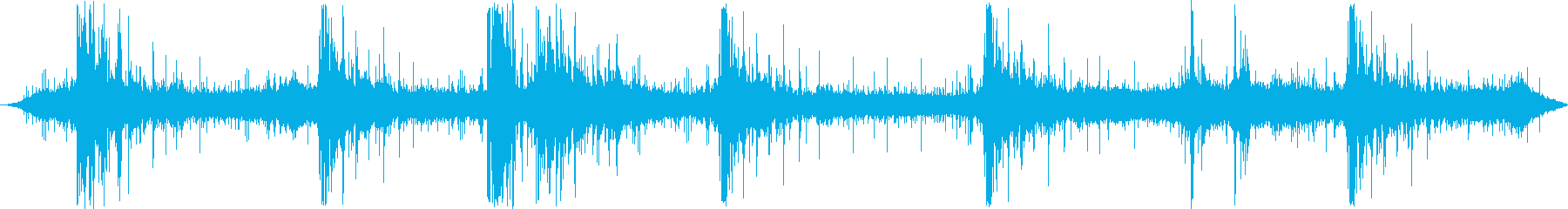 ヘビーサンダーストーム:ヘビーサン...の再生済みの波形