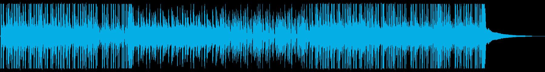 宇宙のどこかのBARでの再生済みの波形