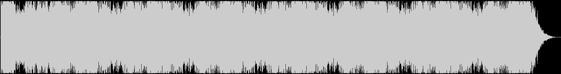 ドローン マーキュリー02の未再生の波形