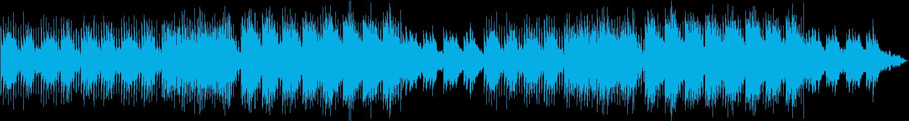 キラキラとした爽やか明るいピアノ企業VPの再生済みの波形