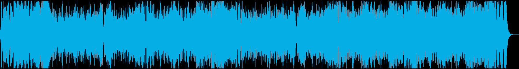 戦隊 ロボット バトル 主題歌 インストの再生済みの波形