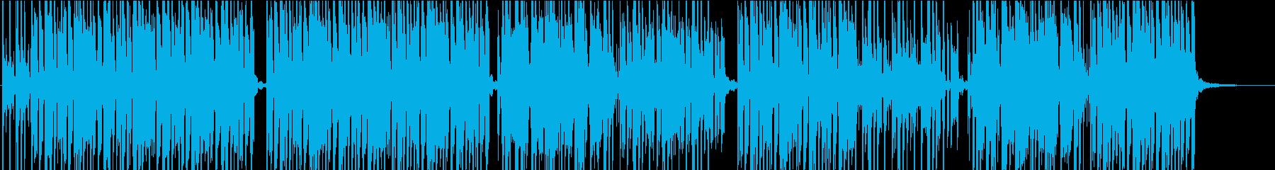 ブルース ファンク ゆっくり 魅惑...の再生済みの波形