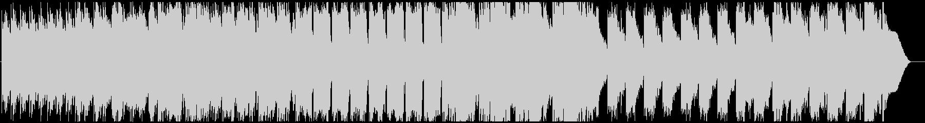 妖精の森をイメージしたファンタジーBGMの未再生の波形