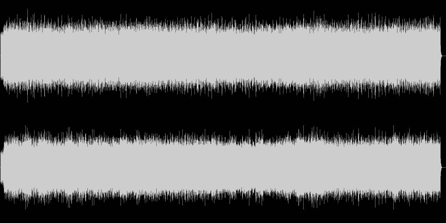 ステレオラブ風のオルガンSFモンドの未再生の波形