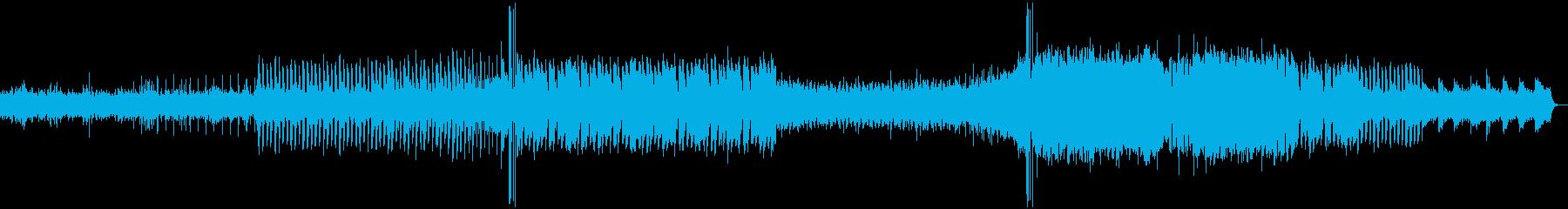 企業VP向け4爽やかなハウスEDM企業Vの再生済みの波形