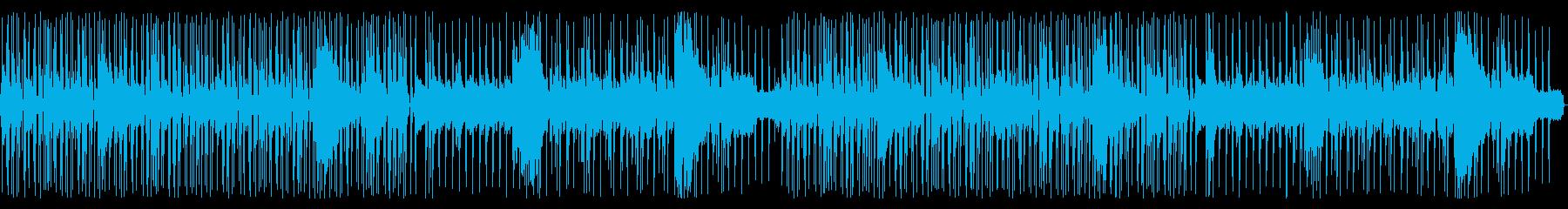 【ベース抜き】ロック✕和風 疾走感の再生済みの波形