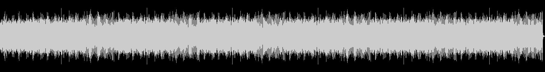 朝ヨガ・デトックス・ミニマルなピアノソロの未再生の波形