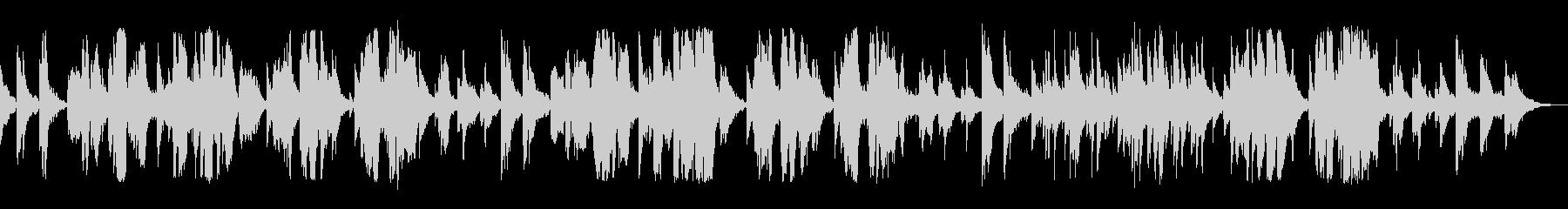 グラム・パーソンズのために書かれた歌の未再生の波形