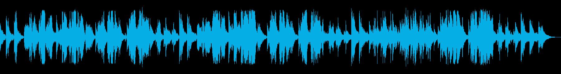 グラム・パーソンズのために書かれた歌の再生済みの波形
