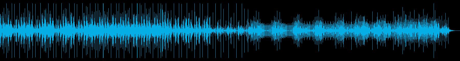 シンセアルペジオが印象的な、洗練された曲の再生済みの波形