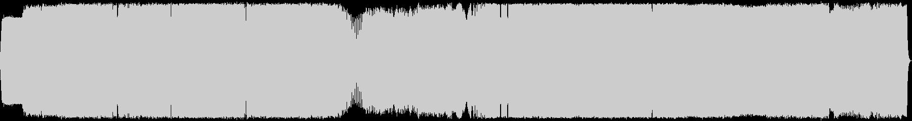 AMGアナログFX 1の未再生の波形