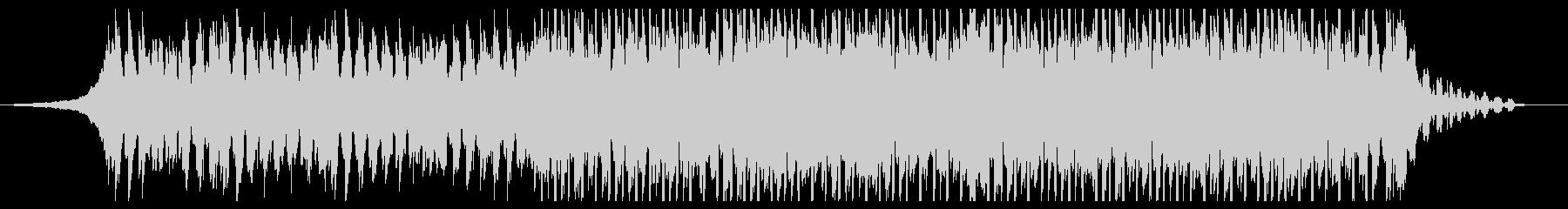 エレガント(60秒)の未再生の波形