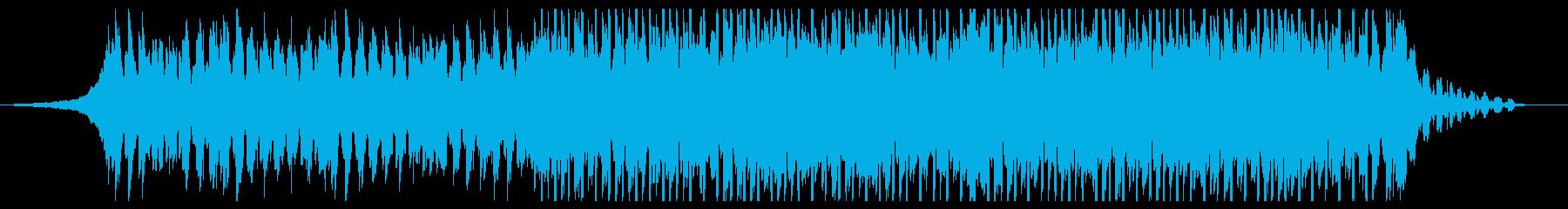 エレガント(60秒)の再生済みの波形