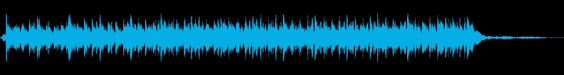 ラージ・スリー・ベルズ:リズム・シ...の再生済みの波形