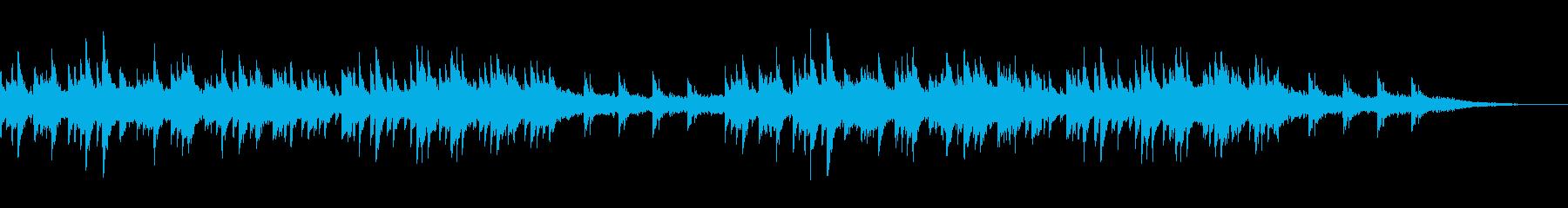 ホラー・サスペンス暗いバラードの再生済みの波形