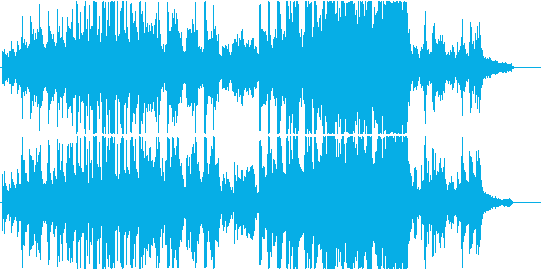 感動を呼ぶ美しいピアノ曲 和風 アニメの再生済みの波形