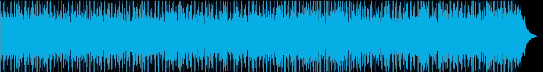 爽やかに走る!生演奏カントリー ロックの再生済みの波形