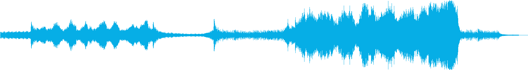 Cold Lake's reproduced waveform