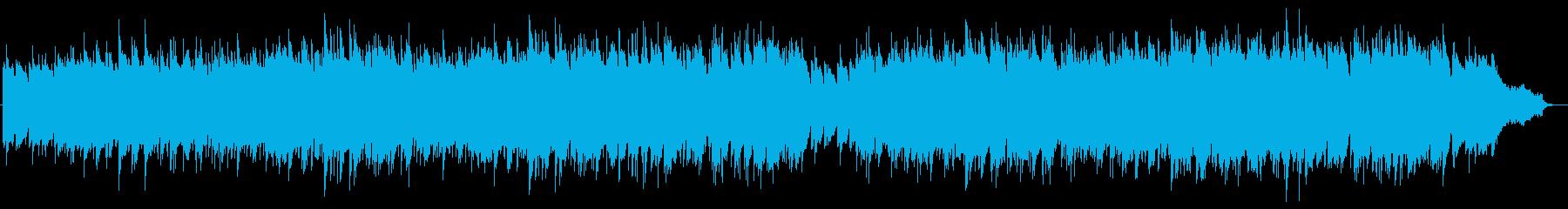 CM/アコギ&ピアノ/爽やか/ほのぼのの再生済みの波形