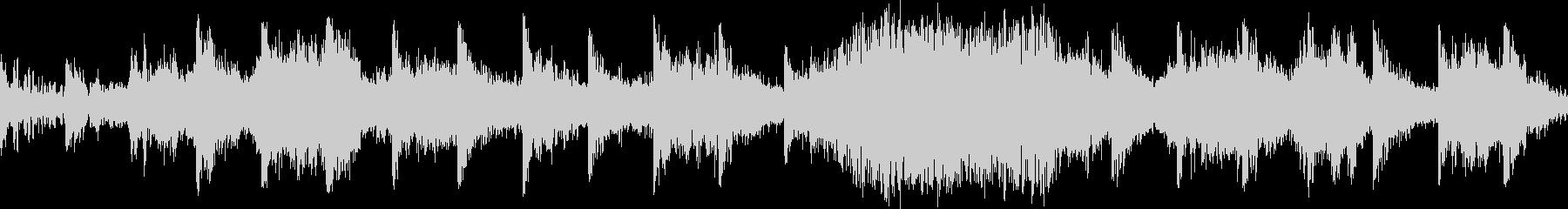 アコーステック percusionの未再生の波形