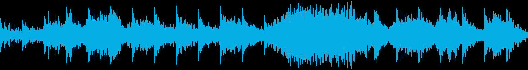 アコーステック percusionの再生済みの波形
