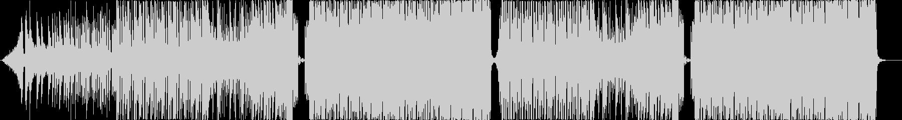 ノリノリなK-Pop,EDMポップ♬の未再生の波形