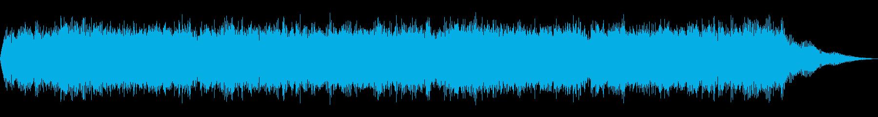 お悩み解決系15秒ジングル Ver.03の再生済みの波形