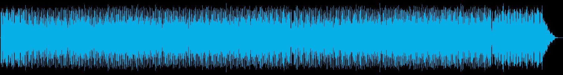 JazzyでソウルフルなHip-Hopの再生済みの波形
