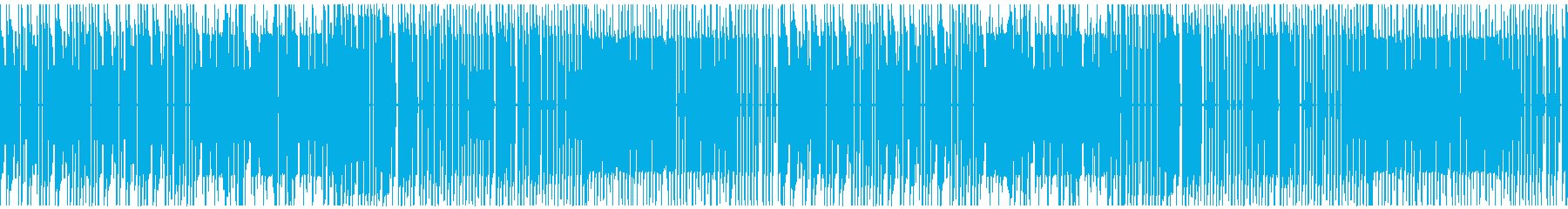 FC風ループ スチームワールドの再生済みの波形