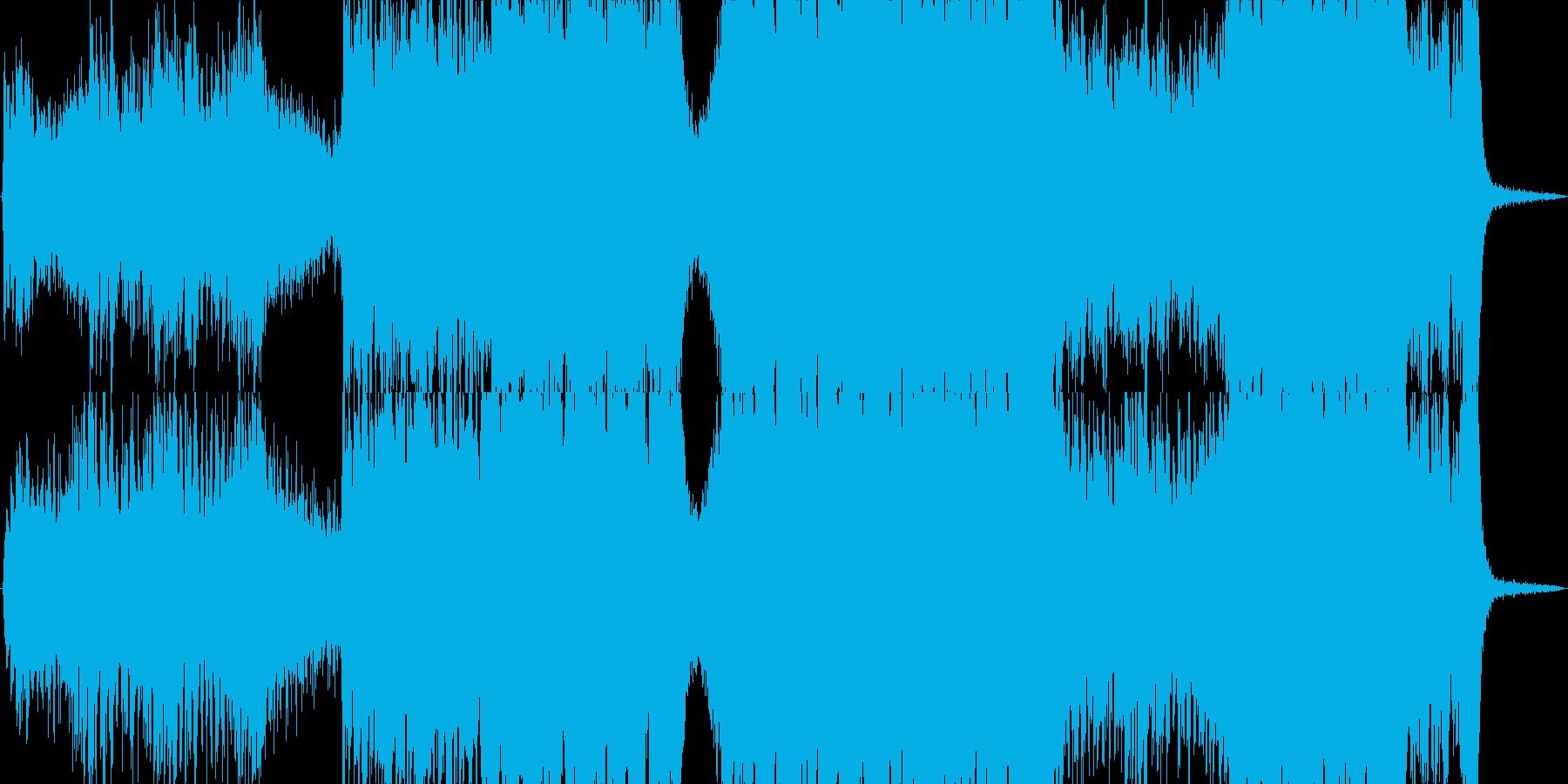 【コーラス無し・ドラム無し】エピ…怒りの再生済みの波形