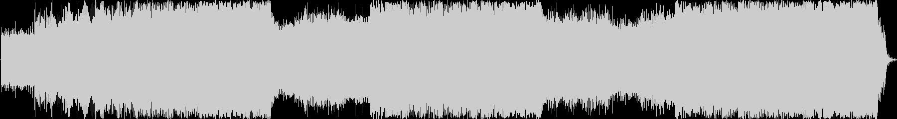 映画やゲームのBGMイメージです。の未再生の波形