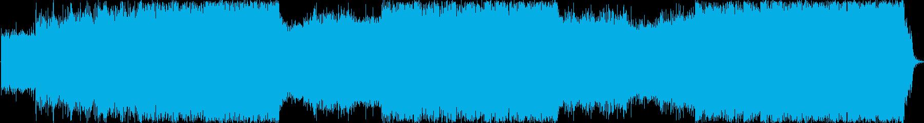 映画やゲームのBGMイメージです。の再生済みの波形