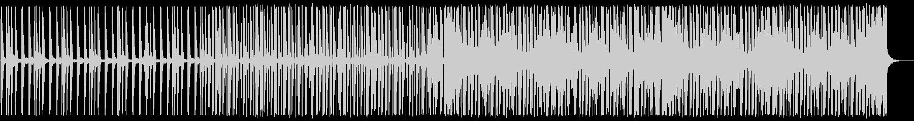 涼しげなディープハウス_No615_2の未再生の波形