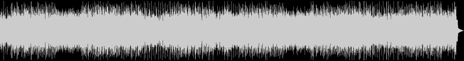 【生演奏】ギターインストゥルメンタルの未再生の波形