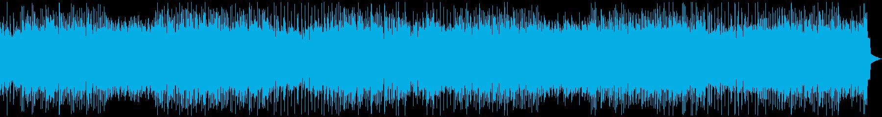 【生演奏】ギターインストゥルメンタルの再生済みの波形