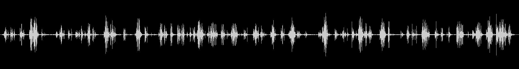 ヘビー、シックマッドポットバブル、...の未再生の波形