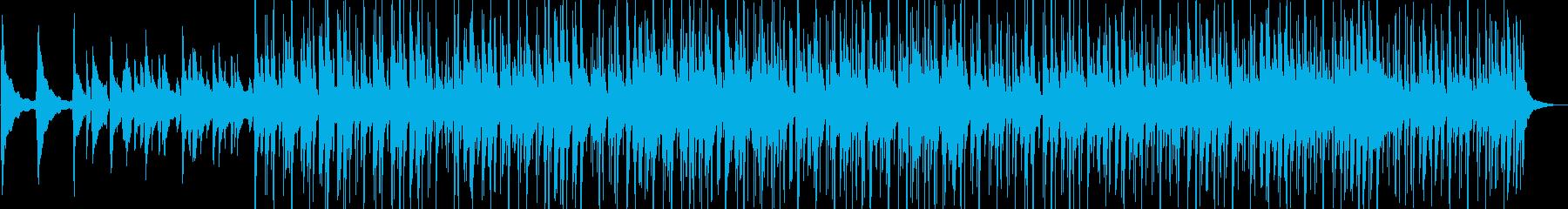 初夏の情景にあうアコギBGMの再生済みの波形