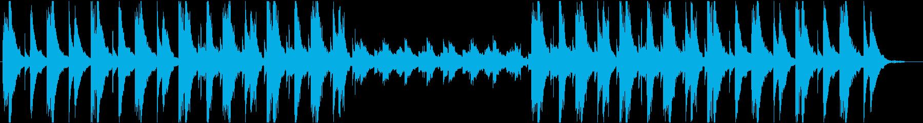 優しい癒し系ピアノChill・Lofi の再生済みの波形