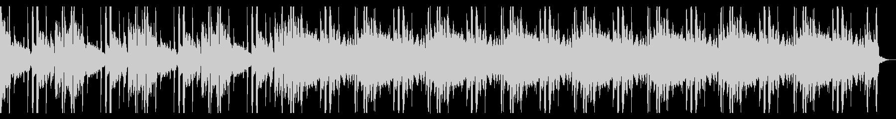 解放されるようなBGM_No631_3の未再生の波形