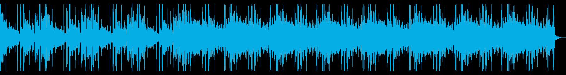 解放されるようなBGM_No631_3の再生済みの波形