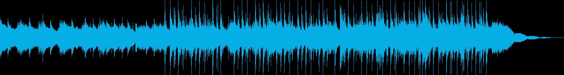 Pf「日差し」和風現代ジャズの再生済みの波形