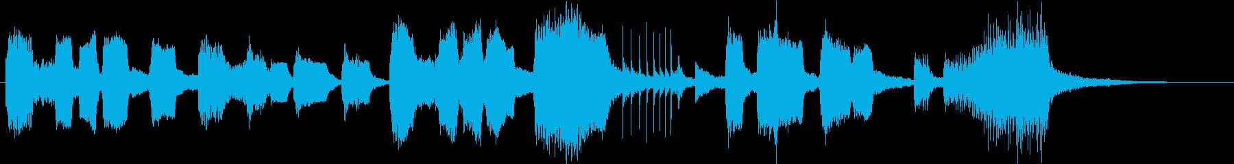 ティーン バラード ファンタジー ...の再生済みの波形