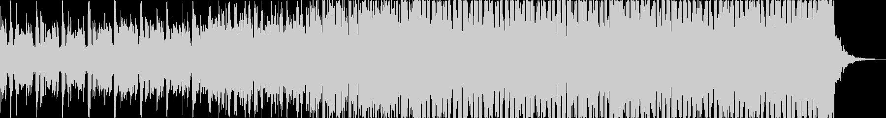 チルアウト幻想的なトロピカルハウスbの未再生の波形
