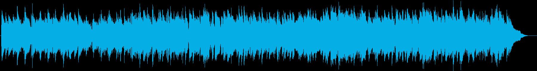 色気のあるサックスのジャズバラード。の再生済みの波形