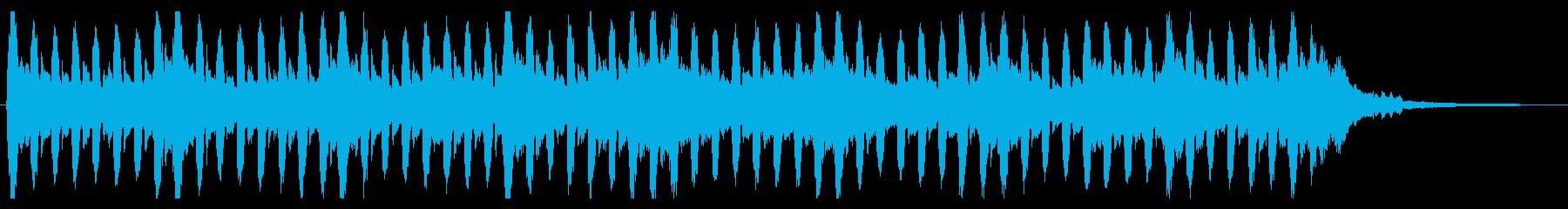 【ショート版】企業VP・CM 切ないの再生済みの波形