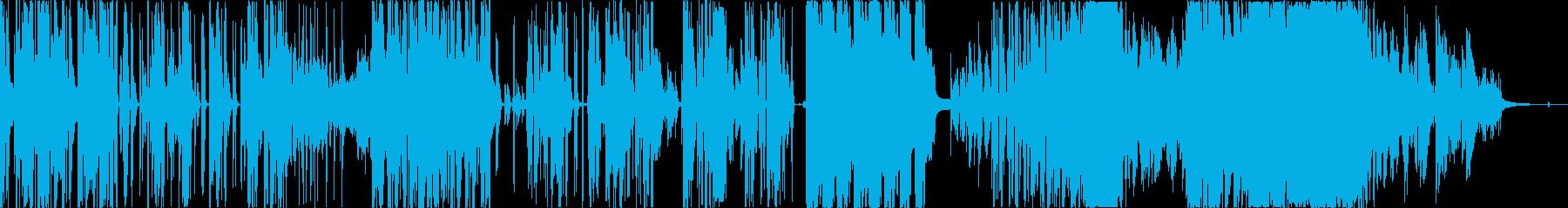 音符の港の再生済みの波形